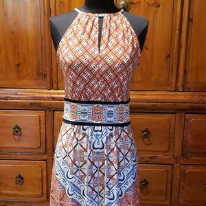 London Times Multi Colored Dress